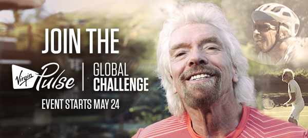 Sir Richard Branson challenges business leaders to put people first
